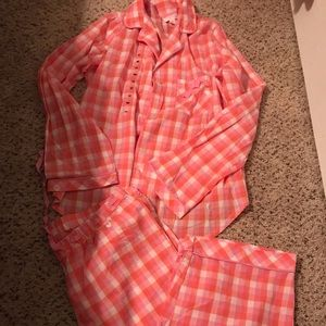 Victoria Secret 2 piece pajama set
